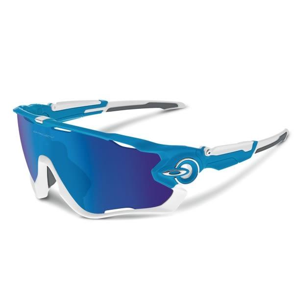 OAKLEY JAWBREAKER 太陽眼鏡 (免運 附硬盒 鼻墊 登山 自行車≡排汗專家≡