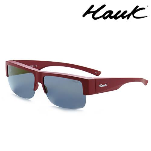 HAWK偏光太陽套鏡(眼鏡族專用)HK1008-61