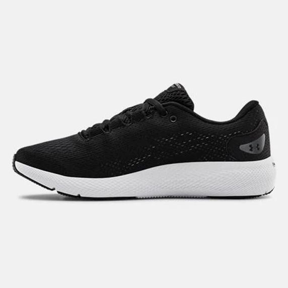 UNDER ARMOUR UA Charged Pursuit 2 女鞋 慢跑 輕量 透氣 緩震 舒適 黑【運動世界】3022604-001
