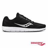 SAUCONY IDEAL 女性專屬運動生活鞋款-黑x白