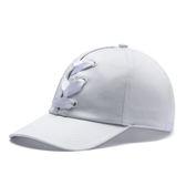 Puma Prime Crush 運動帽 老帽 白帽 遮陽帽 蕾絲緞面 棉質 六分割帽 經典棒球帽 運動帽 02210102