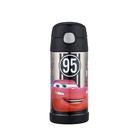 膳魔師兒童用/吸管(與F4001同款)保溫杯CR6汽車總動員F4014CR6