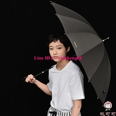 長柄直立傘英倫復古16骨防風晴雨兩用創意日系直柄大號雨傘【桃可可服飾】
