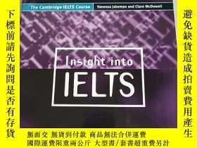 二手書博民逛書店Insight罕見into IELTS The Cambridge IETS CourseY273906 不祥