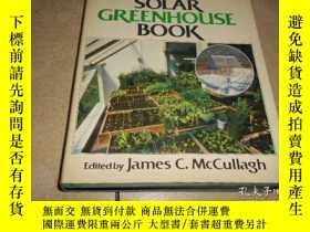 二手書博民逛書店THE罕見SOLAR GREENHOUSE BOOK(1978年
