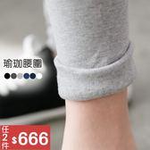 *蔓蒂小舖孕婦裝【M2890】*台灣製.彈力棉內刷毛內搭褲.瑜珈腰.二尺寸