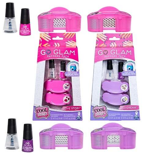 《 Cool Maker 》膠囊指甲彩繪補充包(隨機出貨)╭★ JOYBUS玩具百貨