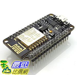 [106美國直購] HiLetgo New Version NodeMCU LUA WiFi Internet ESP8266 Development