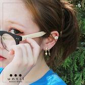 吃貨女孩~湯匙叉子荷包蛋耳骨夾耳飾耳環/2款-until-723011