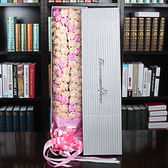 99朵玫瑰香皂花束送女友告白創意生日禮物驚喜情人節禮 HH1971【潘小丫女鞋】