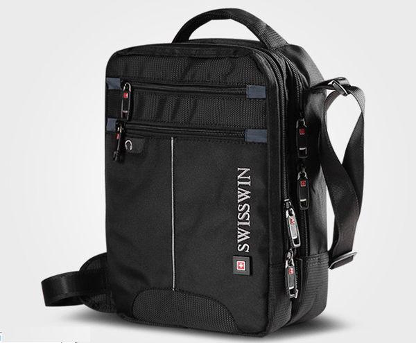 SWISSWIN隨身包商務包手提肩包ipad包