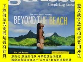 二手書博民逛書店get罕見lost inspring travel 旅遊雜誌 第54期 英文版Y42402