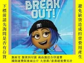 二手書博民逛書店Break罕見Out!Y410016 Simon Spotlight ISBN:9781534400542