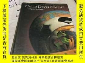 二手書博民逛書店英文原版:Child罕見Development A Topical ApproachY182979 Child