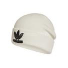 adidas 毛帽 Originals Trefoil Beanie 男女款 毛線帽 針織 保暖 黑白 黑 白 【ACS】 DH4295