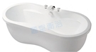 【麗室衛浴】BATHTUB WORLD  壓克力造型獨立缸 LS-1017 170*80*57cm