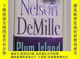 二手書博民逛書店《罕見Plum Island 》DEMILLE NELSON 著
