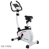 【南紡購物中心】【強生CHANSON】立式時尚健身車CS-1102U