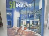 【書寶二手書T1/建築_DPB】50 Of The World's Best Apartments_Not Available (NA)