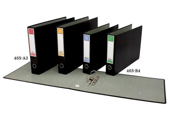 【奇奇文具】自強牌STRONG A3-46S/46S A3 西式拱型夾/檔案夾/公文夾/資料夾/文件夾 (12入/箱)