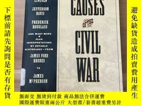 二手書博民逛書店The罕見causes of the Civil WarY347622 Edited by Kenneth M