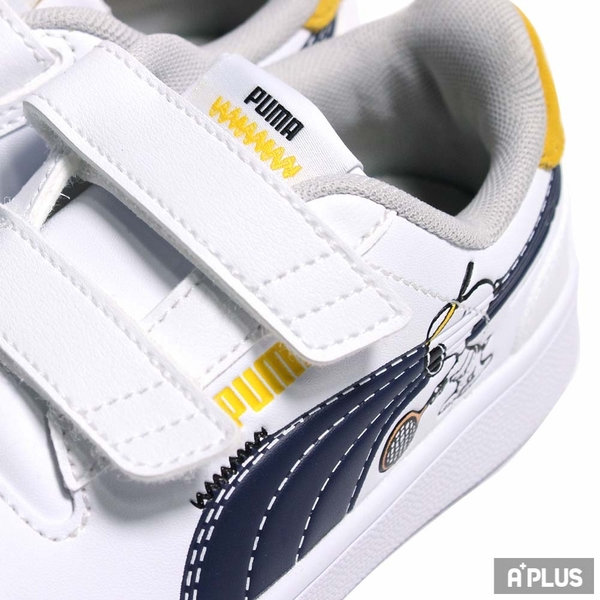 PUMA 童鞋 PEANUTS PUMA SHUFFLE V PS 史奴比-37574001
