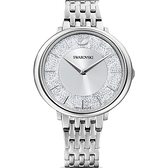 SWAROVSKI 施華洛世奇 CRISTALLINE CHIC純淨之美時尚腕錶 5544583