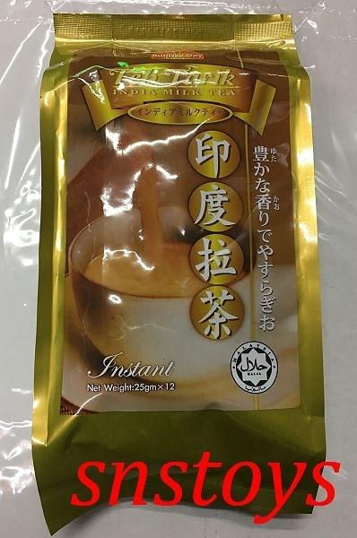 sns 古早味 頂級印度拉茶 初陽印度拉茶 印度拉茶 拉茶 300公克(25公克x12小包)