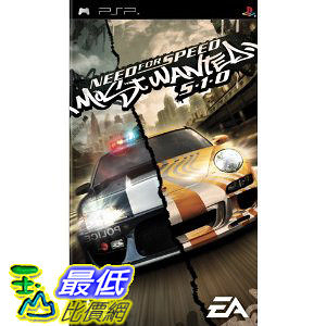 [美國直購 ShopUSA]  PSP Need For Speed: Most Wanted $742