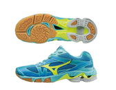 [陽光樂活=] MIZUNO 美津濃 女 排球鞋 室內運動鞋 WAVE BOLT 6 V1GC176044
