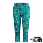 The North Face 女 FLASHDRY七分緊身褲-芽綠 NF00CA3EERL-AA【GO WILD】