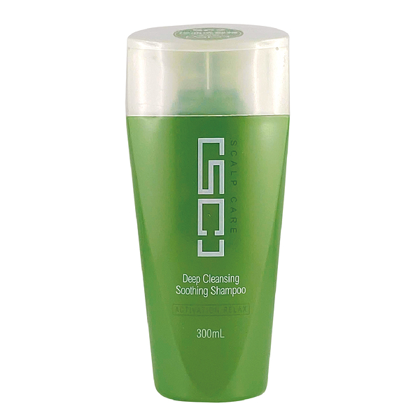 WAJASS威傑士 頭皮理療系列 SC2控油洗髮精(清涼型) 300ml