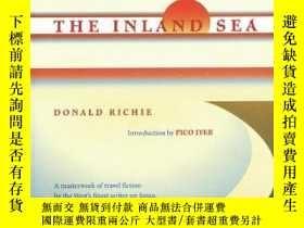 二手書博民逛書店The罕見Inland SeaY255562 Donald Richie Stone Bridge Press