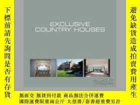 二手書博民逛書店Exclusive罕見Country HousesY405706 Wim Pauwels ISBN:9789