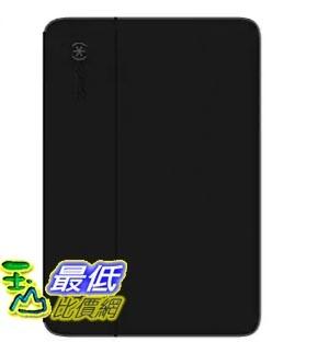[美國直購] Speck Products 73884-B565 平板 保護套 DuraFolio Case and Stand for iPad mini 4, Black/Slate Grey