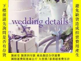 二手書博民逛書店Wedding罕見DetailsY256260 Norden, Mary William Morrow 出版