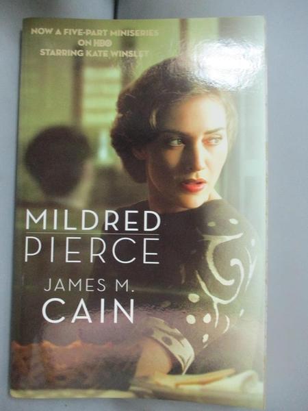 【書寶二手書T5/原文小說_G1M】Mildred Pierce_Cain, James M.