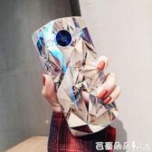 美圖手機殼 藍光鐳射鑽石壁紙美圖T8手機殼奢華T8s全包軟殼M8潮流個性創意M6s 芭蕾朵朵