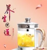 養生壺 110V伏養生壺美國日本台灣小家電熱水壺燒水壺電茶壺電磁爐煮茶壺部落