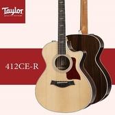 【非凡樂器】Taylor 412CE-R電木吉他/ 贈原廠背帶+超值配件包/公司貨保固
