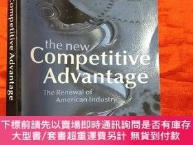 二手書博民逛書店The罕見New Competitive Advantage: The Renewal of American (