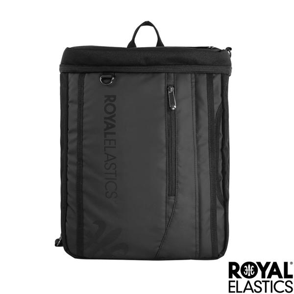 Royal Elastics - Calm沉著冷靜系列 - 後背包 - 黑色