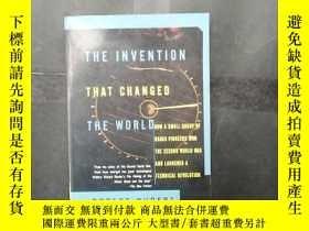 二手書博民逛書店THE罕見INVENTION THAT CHANGED THE WORLDY186899 ROBERT BUD