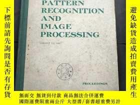二手書博民逛書店IEEE罕見conference on pattern reco