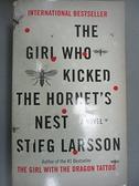 【書寶二手書T8/原文小說_C1E】The Girl Who Kicked the Hornet s Nest_Stie