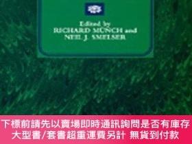 二手書博民逛書店Theory罕見Of CultureY255174 Richard Munch University Of C