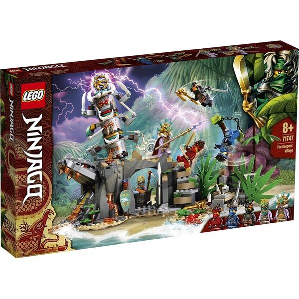 樂高積木 LEGO《 LT71747 》 NINJAGO 旋風忍者系列 - 守護者之村 / JOYBUS玩具百貨