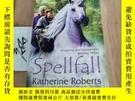 二手書博民逛書店spellfall罕見Katherine RobertsY15335 見圖 見圖
