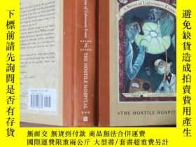 二手書博民逛書店THE罕見HOSTILE HOSPITAL (A Series