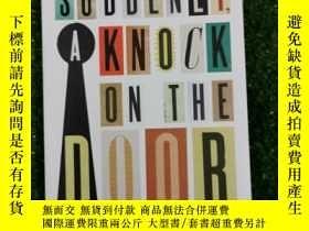 二手書博民逛書店suddenly罕見a knock on the doorY42